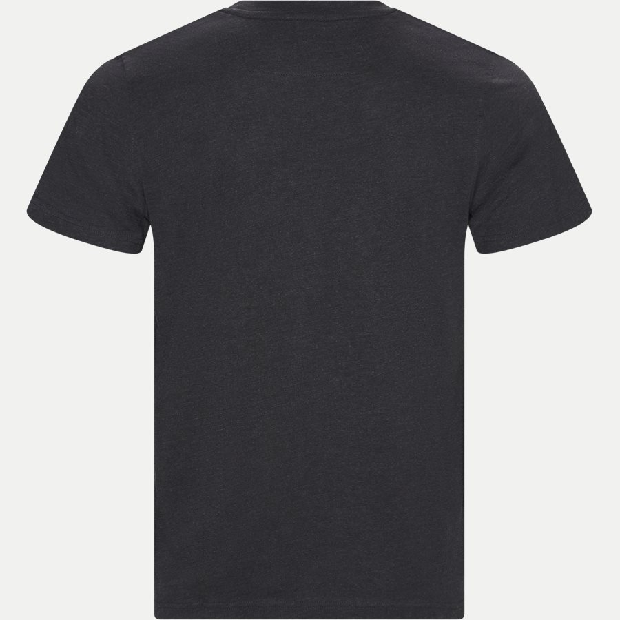 WALTHER ENSFV. - Walther Tee - T-shirts - Regular - KOKS MEL - 2